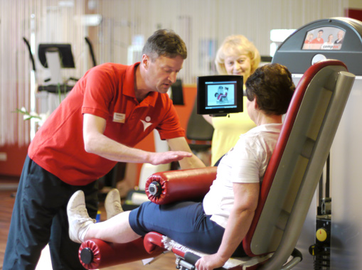 Speicher5 - Medical Fitness